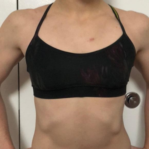 lululemon athletica Other - Lululemon floral 🌸 print bra